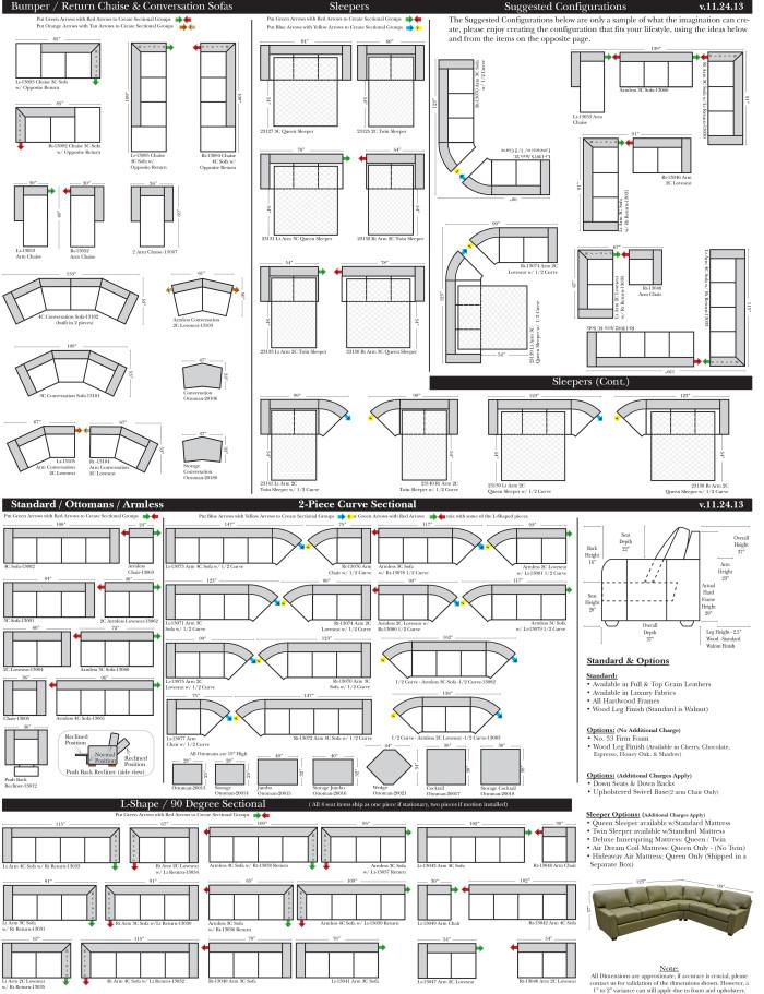 Albany Sofa_layout